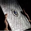 Grand carnet en cuir – Pierre – XXL