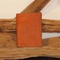 Porte-feuilles en cuir - format carte grise
