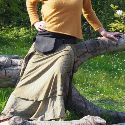 Ceinture à poches - Elfe - Médiévale Aimant