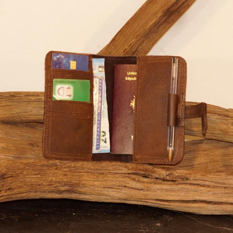Porte-feuille / passeport
