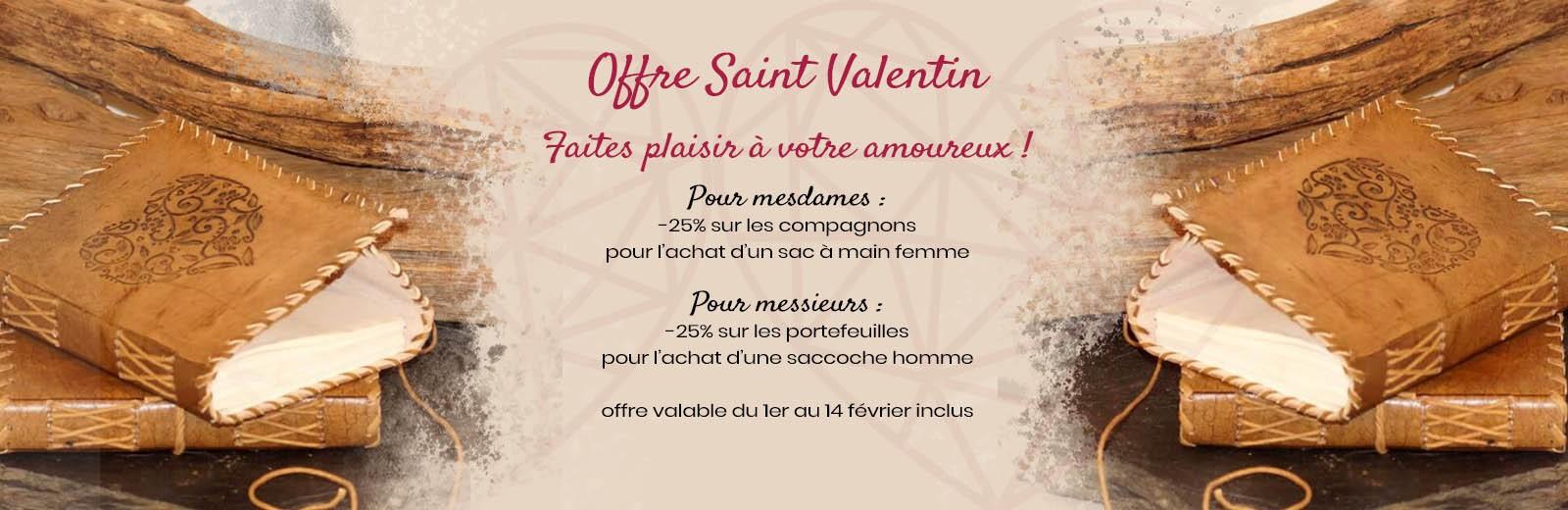 offre saint valentin