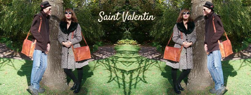 saint valentin artisanat cuir