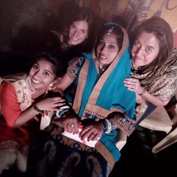 Skin project en Inde